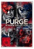 The Purge - 4-Movie-Collection DVD-Box