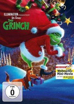 Der Grinch (2018)-Weihnachts-Edition Weihnachtsedition - Keine Informationen