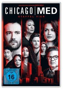 Chicago Med-Staffel 4 - Nick Gehlfuss,Yaya Dacosta,Torrey Devitto