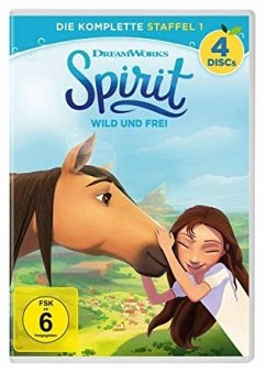 Spirit: Wild und frei - Staffel 1 DVD-Box - Keine Informationen