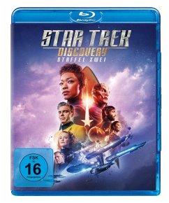 Star Trek: Discovery - Staffel 2 BLU-RAY Box - Sonequa Martin-Green,Doug Jones,Shazad Latif