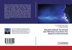 Wavelet Hybrid Threshold and Window Functions for Speech Enhancement