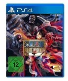 One Piece Pirate Warriors 4, 1 PS4-Blu-ray Disc