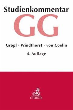 Grundgesetz - Gröpl, Christoph; Windthorst, Kay; Coelln, Christian von