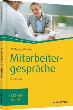 Mitarbeitergespräche - Mentzel, Wolfgang