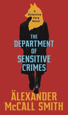The Department of Sensitive Crimes - Smith, Alexander McCall
