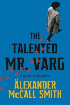 The Talented Mr Varg - Smith, Alexander McCall