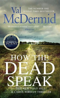 How the Dead Speak - McDermid, Val