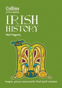 Irish History - Hegarty, Neil; Collins Books