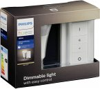 Philips Hue White Bluetooth E27 1x Lampe 1x Dimmschalter