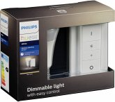 Philips Hue White Bluetooth E27 1x Lampe 1x Dimmschalter