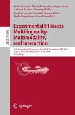 Experimental IR Meets Multilinguality, Multimodality, and Interaction (eBook, PDF)