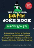 The Unofficial Harry Potter Joke Book 4-Book Box Set (eBook, ePUB)