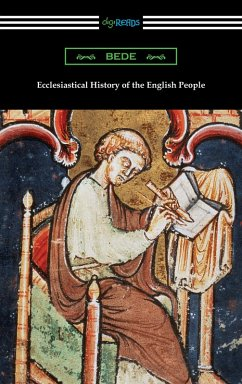 Ecclesiastical History of the English People (eBook, ePUB) - Bede
