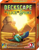 Deckscape - Der Fluch der Sphinx (Kartenspiel)