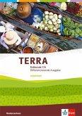 TERRA Erdkunde 7/8. Differenzierende Ausgabe Niedersachsen. Arbeitsheft Klasse 7/8