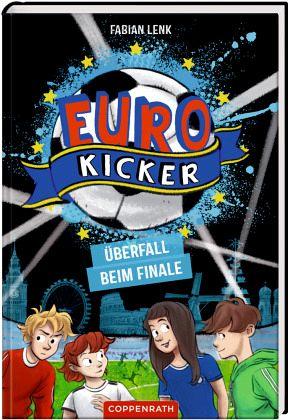 Buch-Reihe Euro-Kicker
