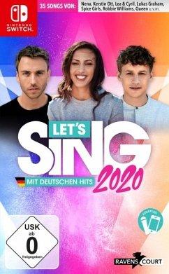 Let's Sing 2020 mit deutschen Hits (Nintendo Switch)