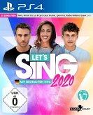 Let's Sing 2020 mit deutschen Hits (PlayStation 4)