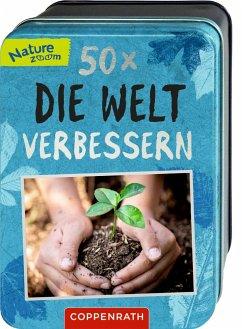 50 x die Welt verbessern - Holzapfel, Miriam