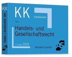 Karteikarten Handels- und Gesellschaftsrecht - Haack, Claudia