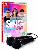 Let's Sing 2020 mit deutschen Hits (+2 Mics) (Nintendo Switch)