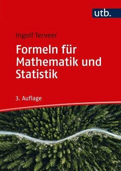 Formeln für Mathematik und Statistik - Terveer, Ingolf