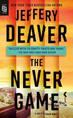 The Never Game - Deaver, Jeffery