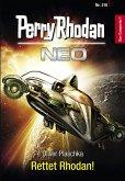 Perry Rhodan Neo 210: Rettet Rhodan! (eBook, ePUB)