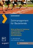 Zeitmanagement für Bauleitende (eBook, PDF)