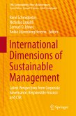 International Dimensions of Sustainable Management (eBook, PDF)