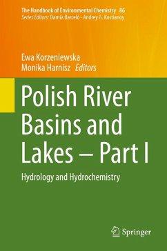 Polish River Basins and Lakes - Part I (eBook, PDF)