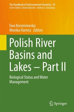 Polish River Basins and Lakes - Part II (eBook, PDF)