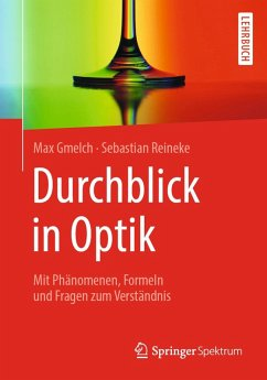 Durchblick in Optik (eBook, PDF) - Reineke, Sebastian; Gmelch, Max