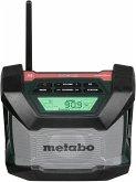 Metabo R12-18 Akku-Baustellenradio