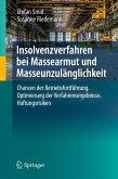 Insolvenzverfahren bei Massearmut und Masseunzulänglichkeit (eBook, PDF)