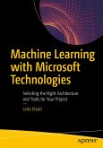 Machine Learning with Microsoft Technologies (eBook, PDF)