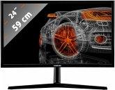 Samsung C24RG50FQZ 59 cm (24 Zoll) Monitor (Full HD, 4ms Reaktionszeit)