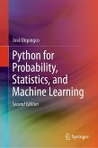 Python for Probability, Statistics, and Machine Learning (eBook, PDF)