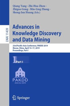 Advances in Knowledge Discovery and Data Mining (eBook, PDF)
