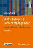 ECM - Enterprise Content Management (eBook, PDF)