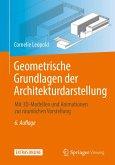 Geometrische Grundlagen der Architekturdarstellung (eBook, PDF)