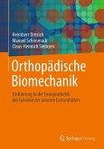 Orthopädische Biomechanik (eBook, PDF)