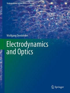 Electrodynamics and Optics (eBook, PDF) - Demtröder, Wolfgang
