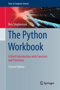 The Python Workbook (eBook, PDF) - Stephenson, Ben