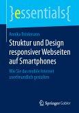 Struktur und Design responsiver Webseiten auf Smartphones (eBook, PDF)