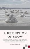 A Definition of Snow (eBook, ePUB)