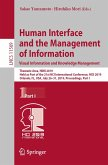 Human Interface and the Management of Information. Visual Information and Knowledge Management (eBook, PDF)