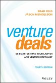 Venture Deals (eBook, ePUB)