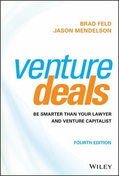 Venture Deals (eBook, ePUB) - Feld, Brad; Mendelson, Jason